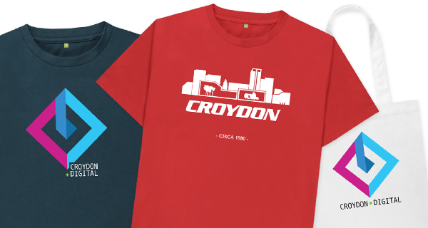 croydon.digital merchandise