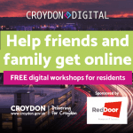 Croydon Digital - Help friends and family get online