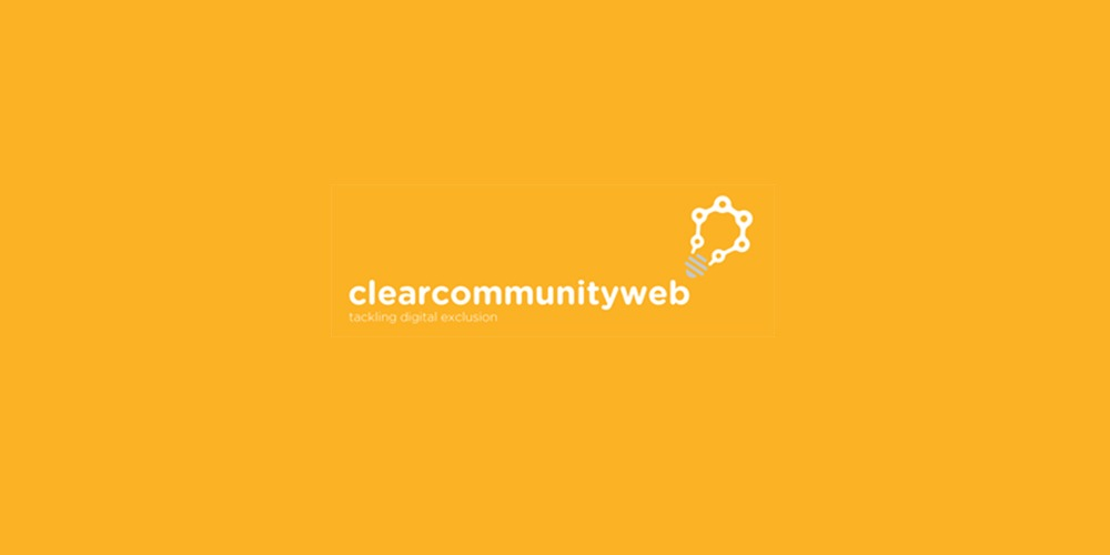 Clear Community logo