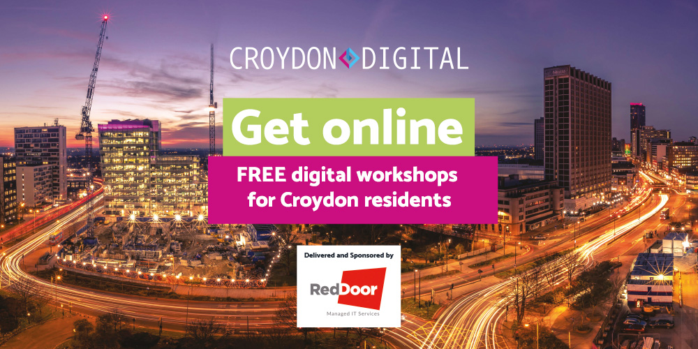 Croydon Digital Get Online Workshop