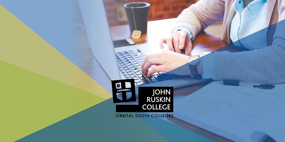 John Ruskin College logo
