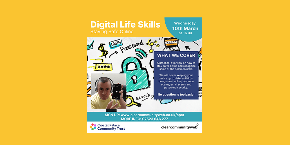 digital life skills event