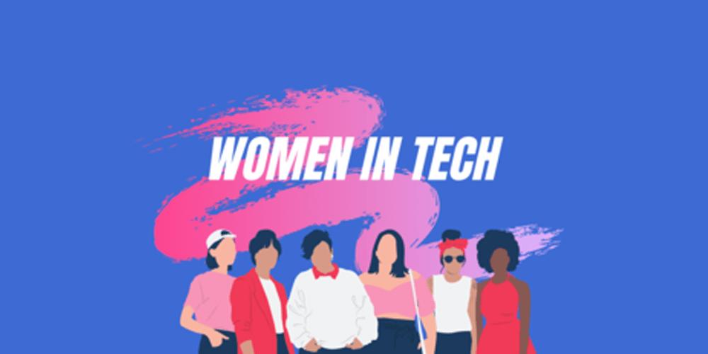 Women in tech event
